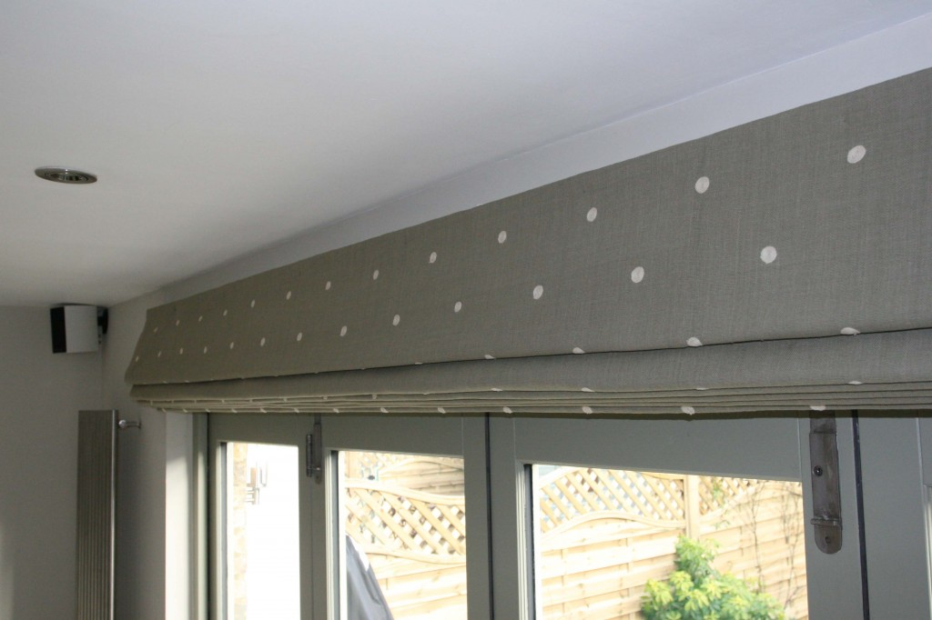 Extra wide Roman Blinds - how wide do you dare to go? | Moghul Blog