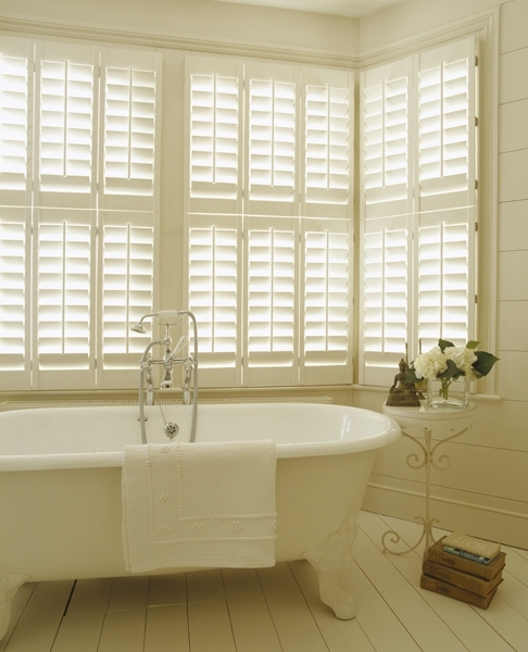 Shutters from the New England Shutter Company