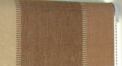 lamianted roller blind from moghul