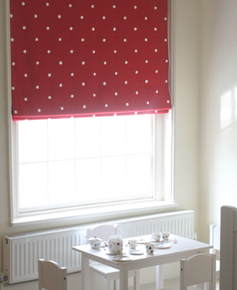 Made to measure roman blind, Bath
