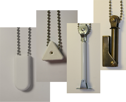 child safety tension pulleys