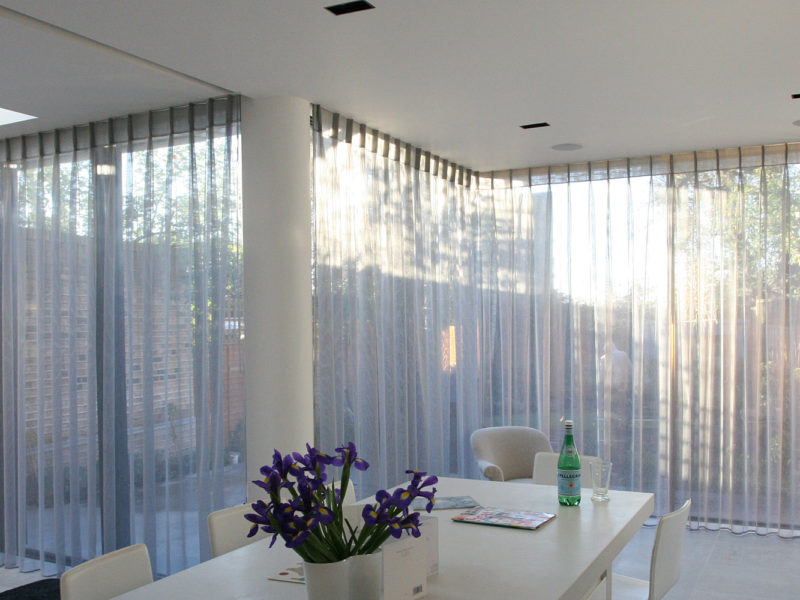 Curtains for Sliding & Bifold Doors