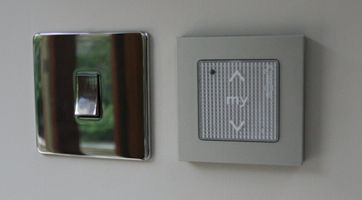 somfy wireless wall switch